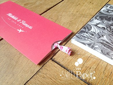 2-fairepart-billet-avion-retro-rose-liberty