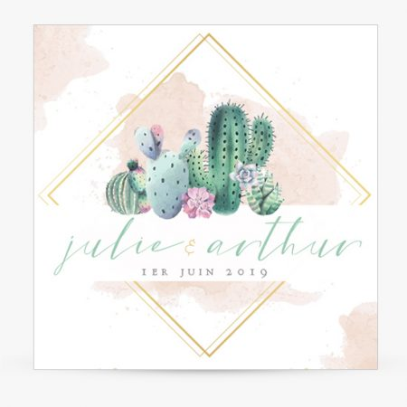 faire-part-mariage-aquarelle-cactus-desert-succulente-watercolor