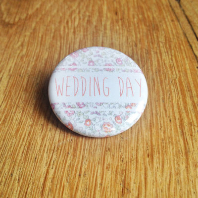 badge mariage liberty eloise retro
