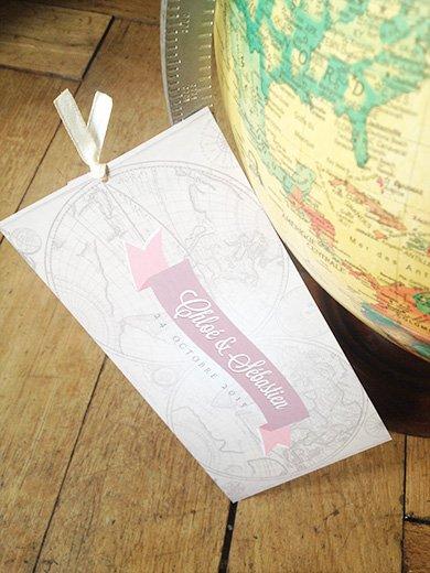 1-fairepart-mariage-voyage-vintage-retro-mappemonde