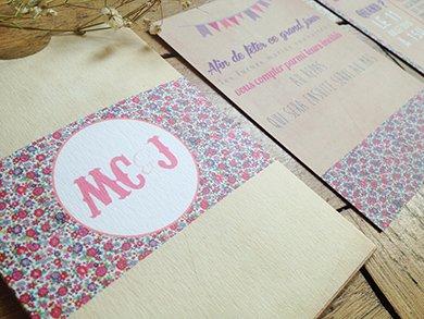 13-fairepart-mariage-retro-pochette-papier-kraft-original-liberty