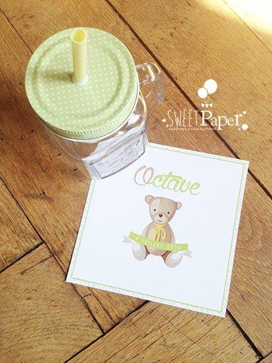 6-fairepart-naissance-liberty-ourson-retro-vert-pomme