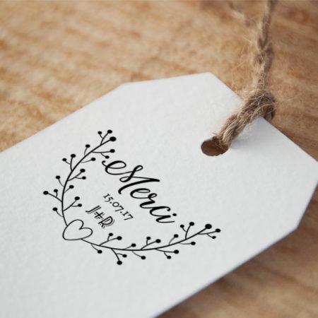 tampon-mariage-personnalise-sur-mesure-merci-couronne-fleurs-champetre-coeur