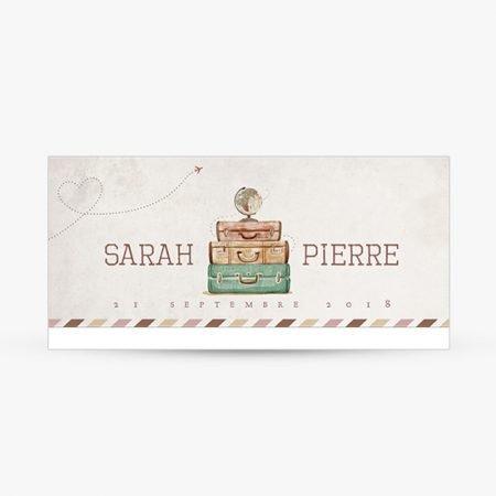 faire-part-mariage-theme-voyage-travel-vintage-carte-embarquement-retro-kraft-vieux-rose-avion-mappemonde