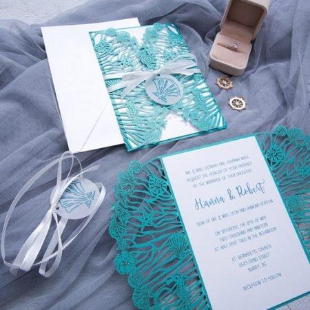 faire-part-mariage-pochette-cisele-decoupe-laser-cut-elegant-glamour-chic-mer-plage-ile-ocean