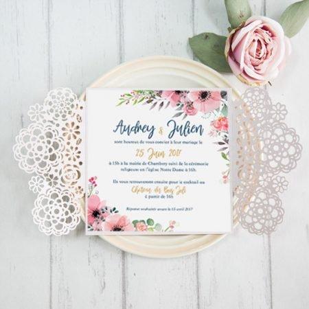 faire-part-mariage-pochette-cisele-decoupe-laser-cut-rose-poudre-elegant-glamour-chic-dorure-fleurs-roses-WPL0157